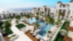 Alcamar Sahl Hasheesh open landscape design