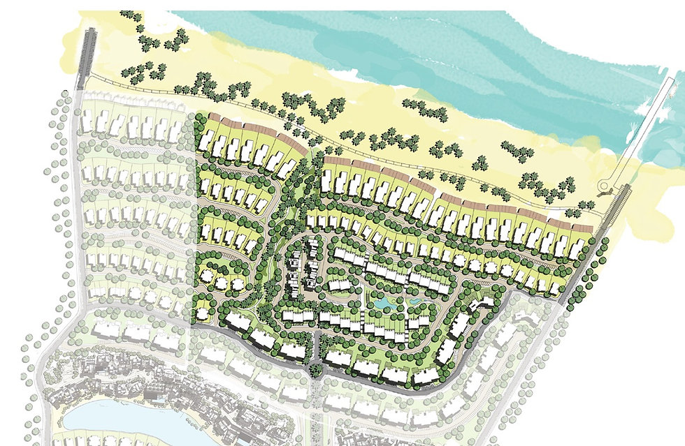 Master Plan El Masyaf North Coast