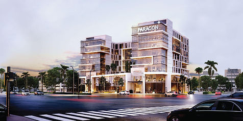 PARAGON OFFICES