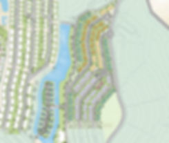 master plan for Isla in IL Monte Galala