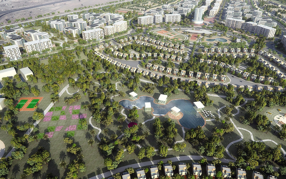 Alburouj by Capital Group Properties
