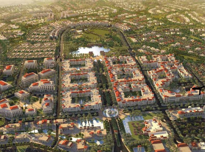 Lakefront Residences Mivida New Cairo