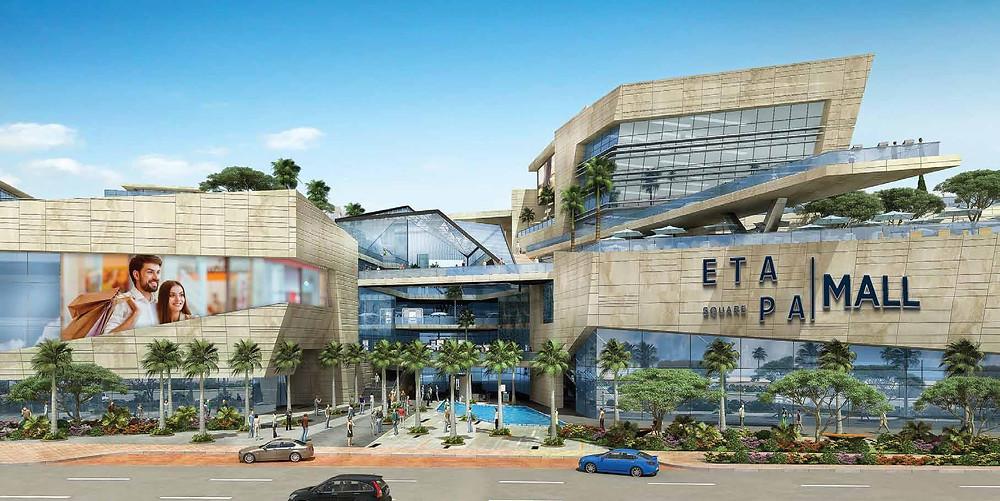 Etapa Mall in Sheikh Zayed City