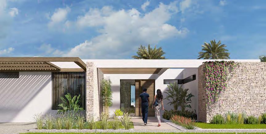 Single storey villa in Silver Sands Egypt