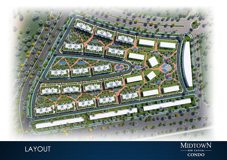 MIDTOWN NEW CAPITAL BETTER HOME