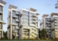 Atika New Capital Apartment buildings