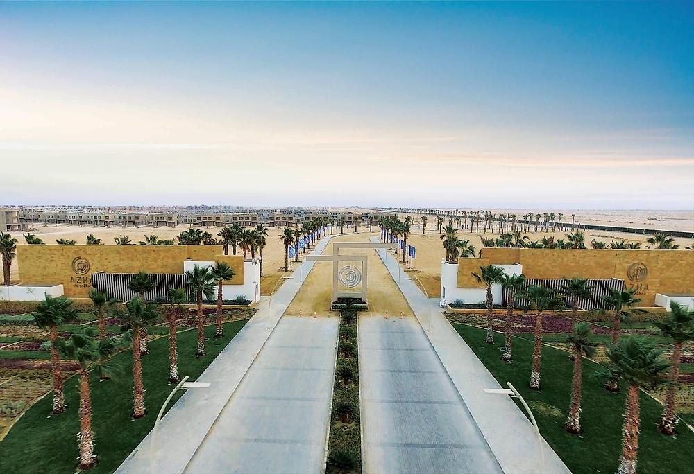 EntryPark at Azha Ain Sokhna