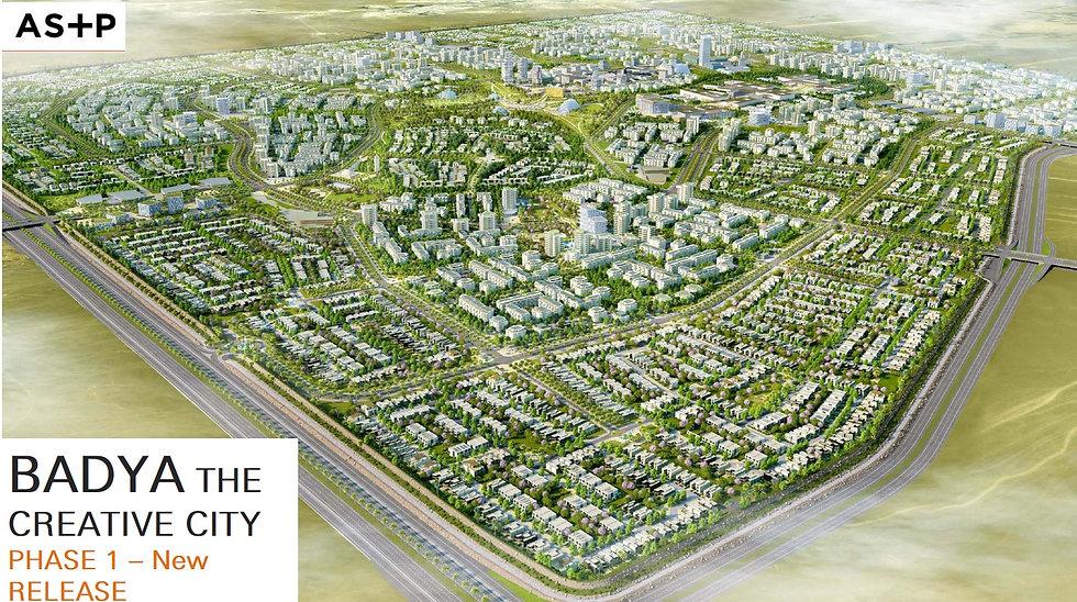 Badya Phase 1 by Palm Hills Developments