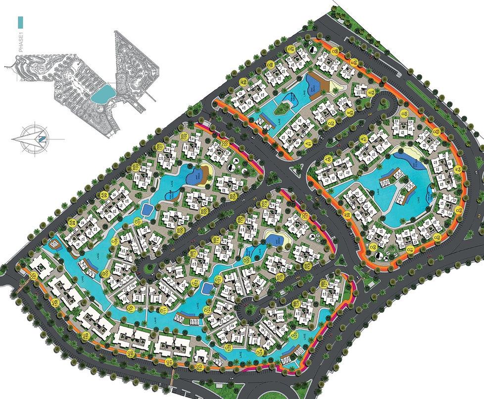 Zahra Phase 1 Master Plan
