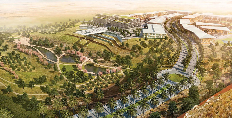 The  Quarry design in Palm Hills New Cairo
