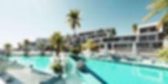 Swimming pools in Carnelia