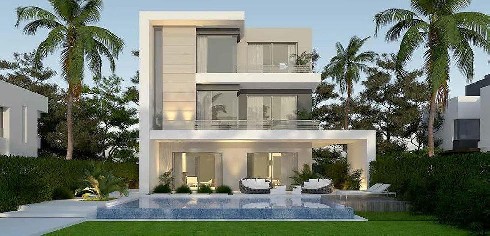 standalone villa in palm hills Alexandria