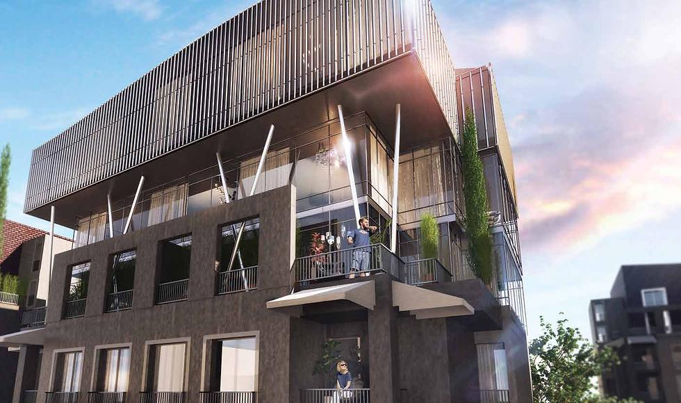 Airy Duplex design i Park Lane Compound
