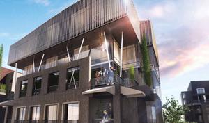 Duplex design in Park Lane New Capital