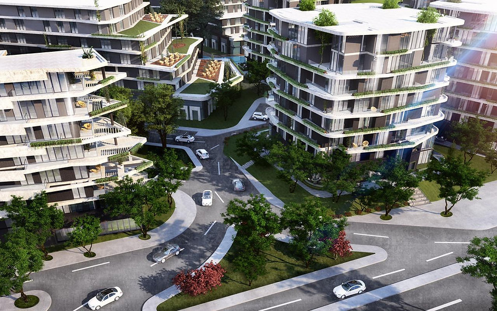 Armonia New Capital