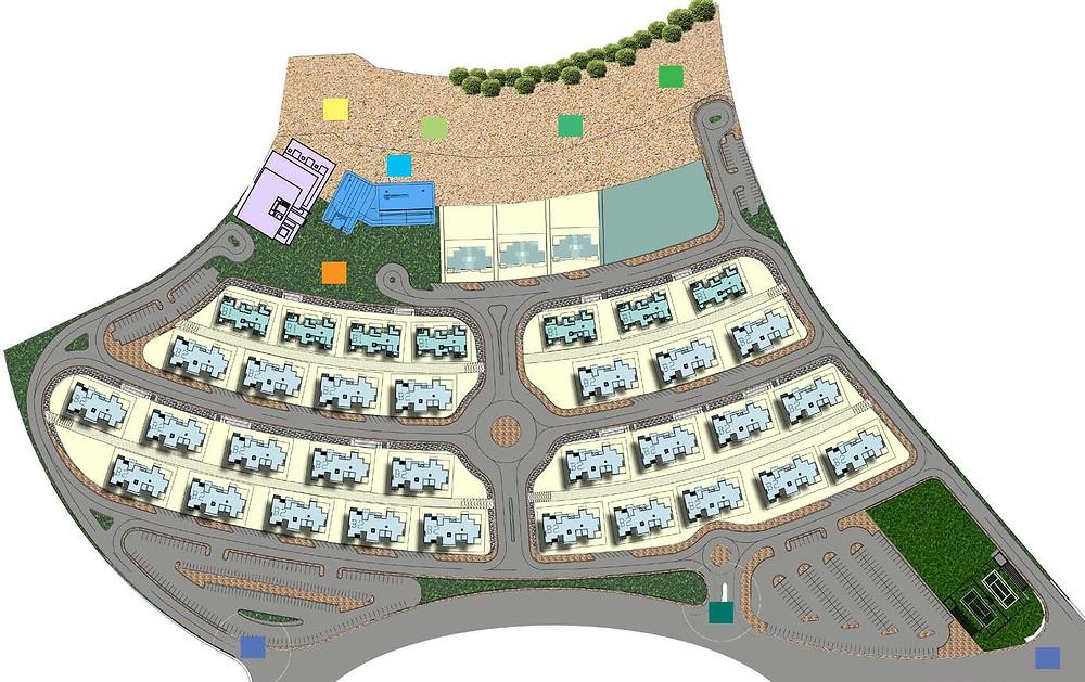 Matangi master plan in Oriental Coast