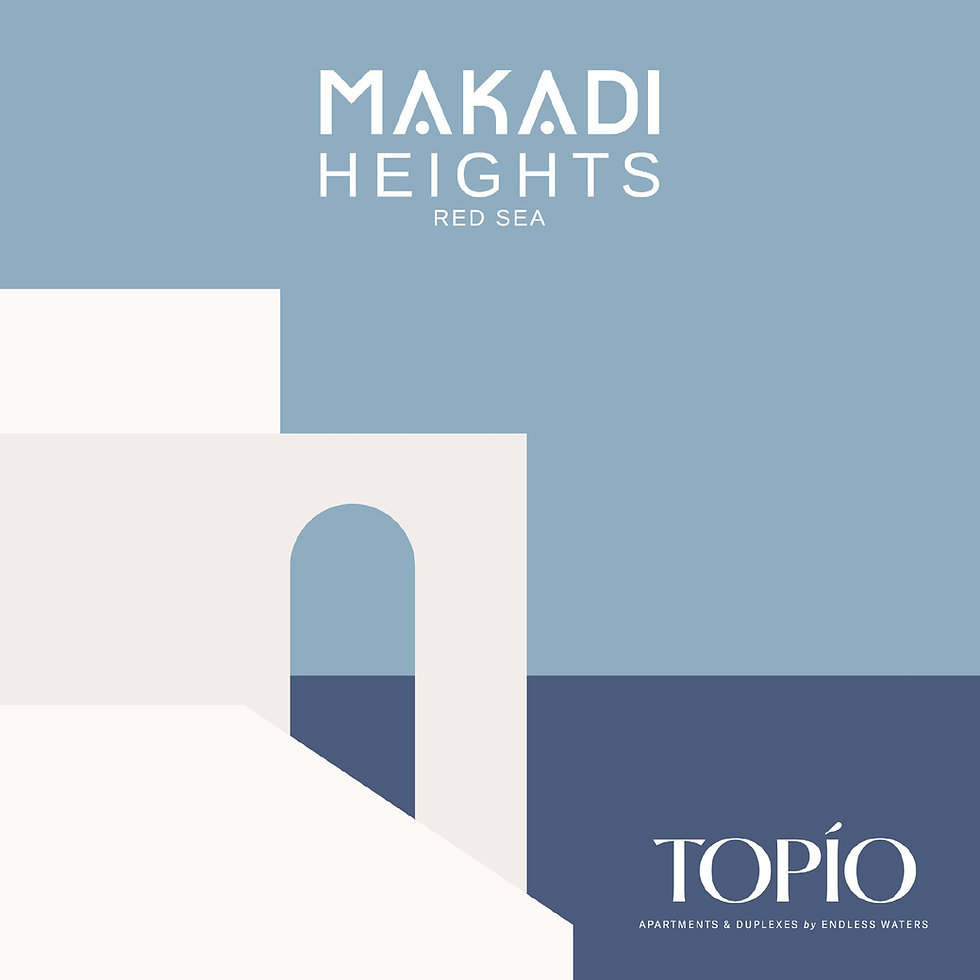 Topio Apartments & Duplexes in Makadi Heights