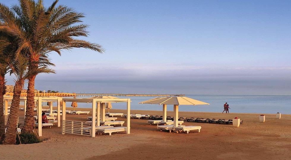 Bay Village Sahl Hasheesh seaside living beach life