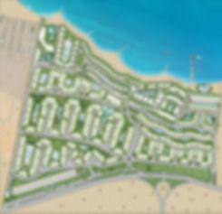 Master Plan for Palm Hills Sokhna