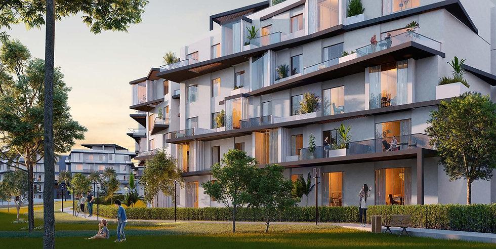V Residences apartment buildings