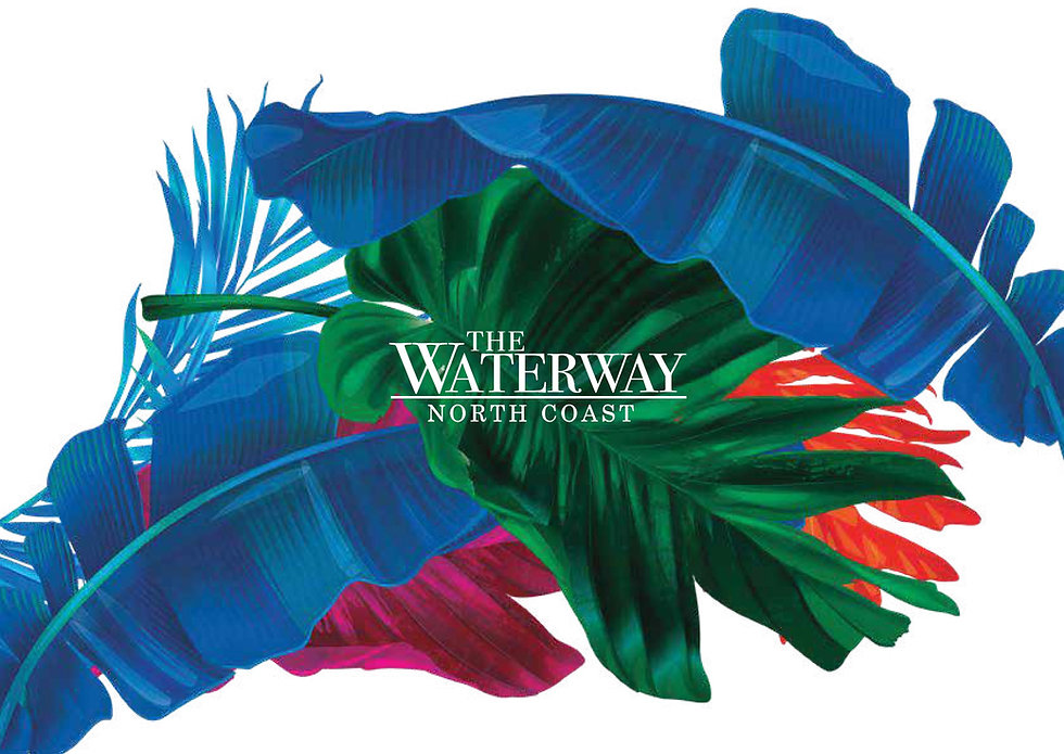 The Waterway North Coast front cover