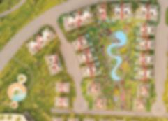 Malkata Residence Master Plan numbered
