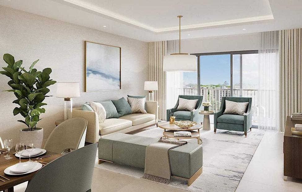 Interior finishing in ZED Sheikh Zayed