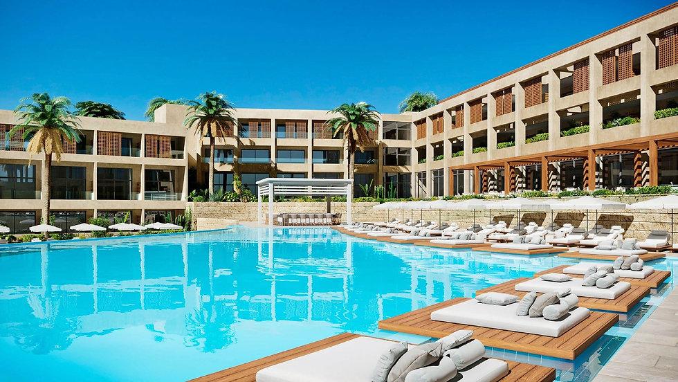 Hotel Cavo Ein El Sokhna