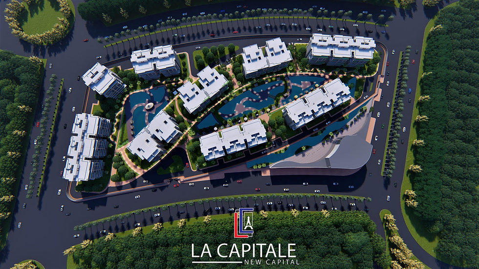 La Capitale New Capital Egypt Master Plan