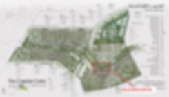 Location of Celia on the master plan of Egypt's new administrative capital