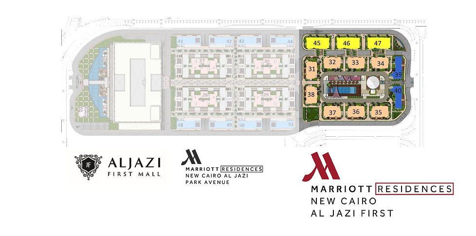 Master Plan for Al Jazi First New Cairo