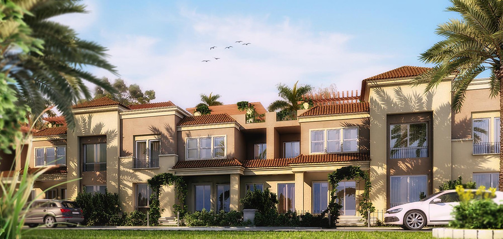 Sarai New Cairo Villas