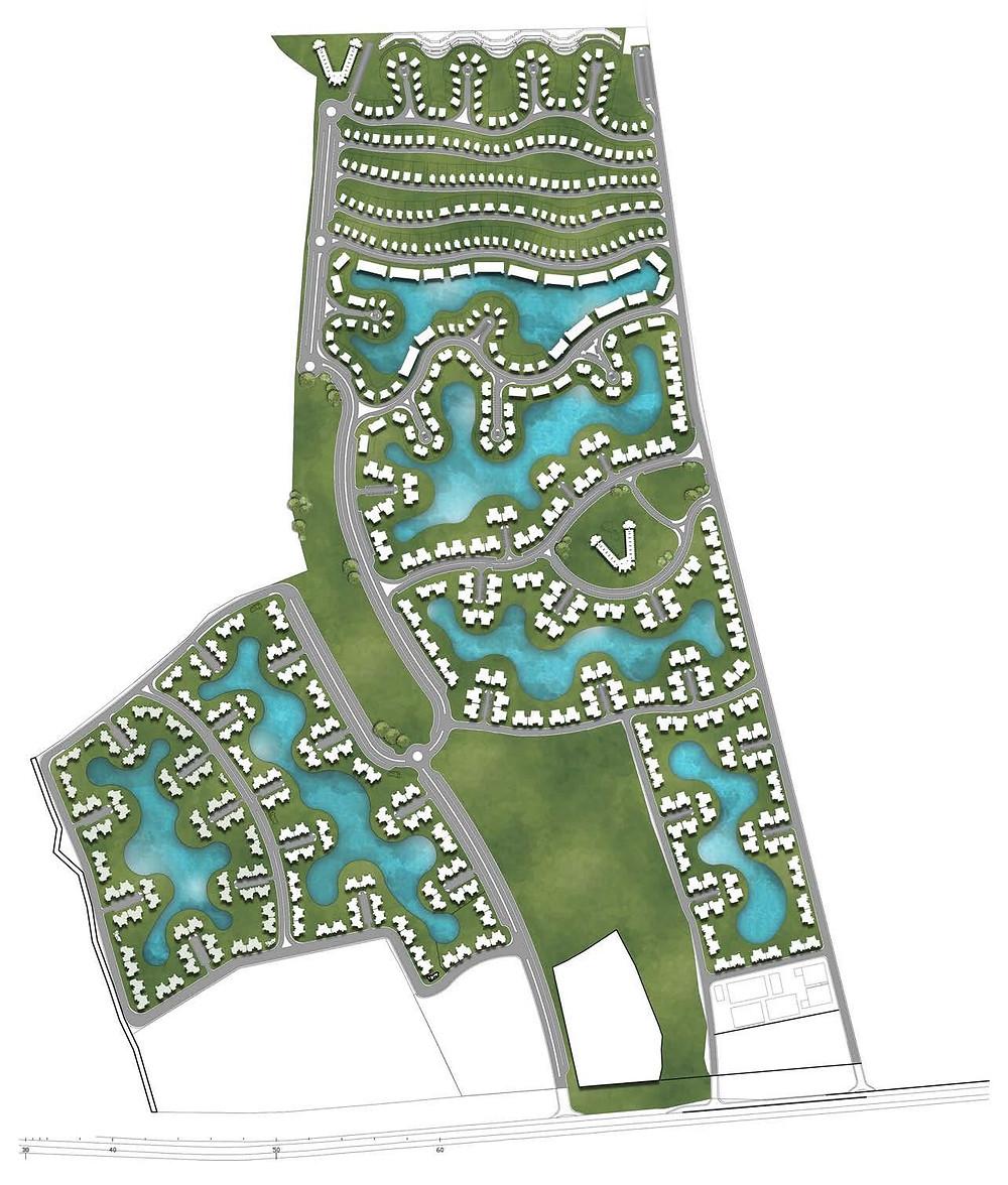 CityStars AlSahel master plan