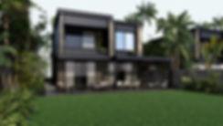 Standalone Villa Design in Haptown