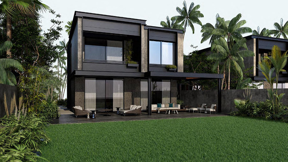 Standalone Villa Design in Haptown