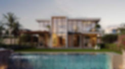 Standalone villa in Baymount Sokhna