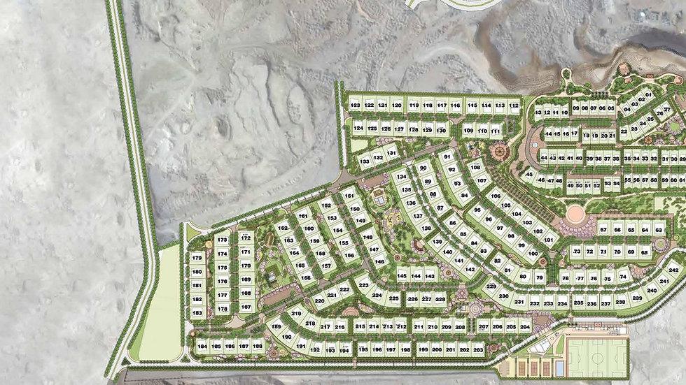 Pyramd Heights 6 October Samcrete Developments