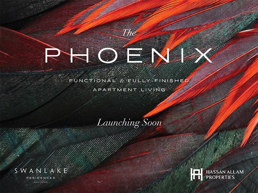 The Phoenix SwanLake Residences New Cairo
