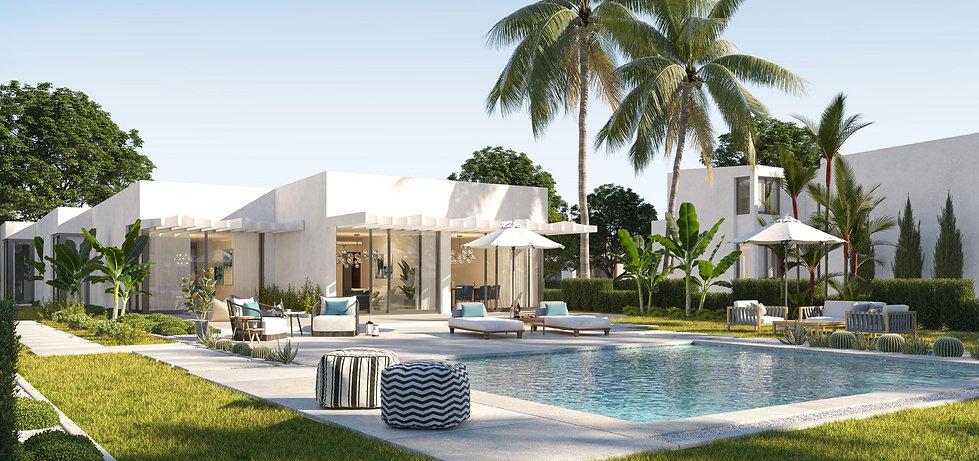 signature villa design in D-Bay Sahel by Tatweer Misr