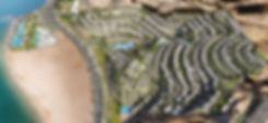Birds eye view of Majada El Sokhna