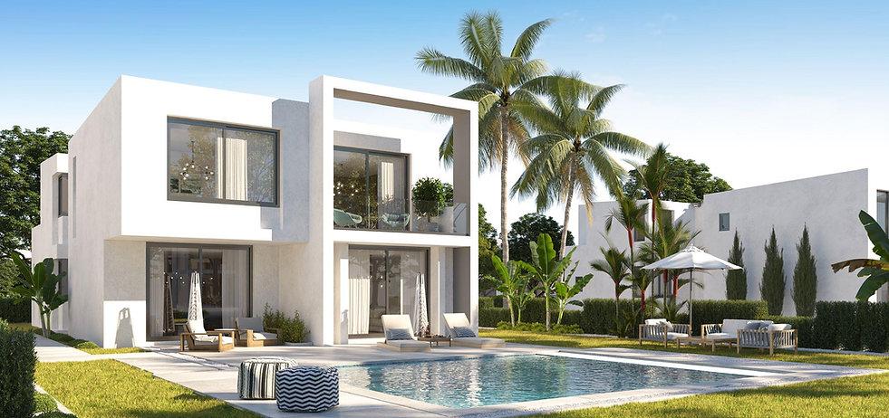 Beach House in D-Bay Sahel