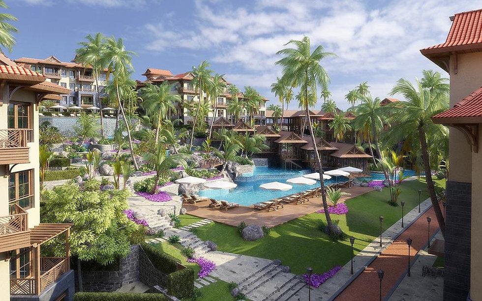 Landscape design in Hawaii Sahl Hasheesh