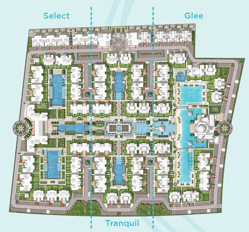 Master Plan for The K Sahl Hasheesh Zone