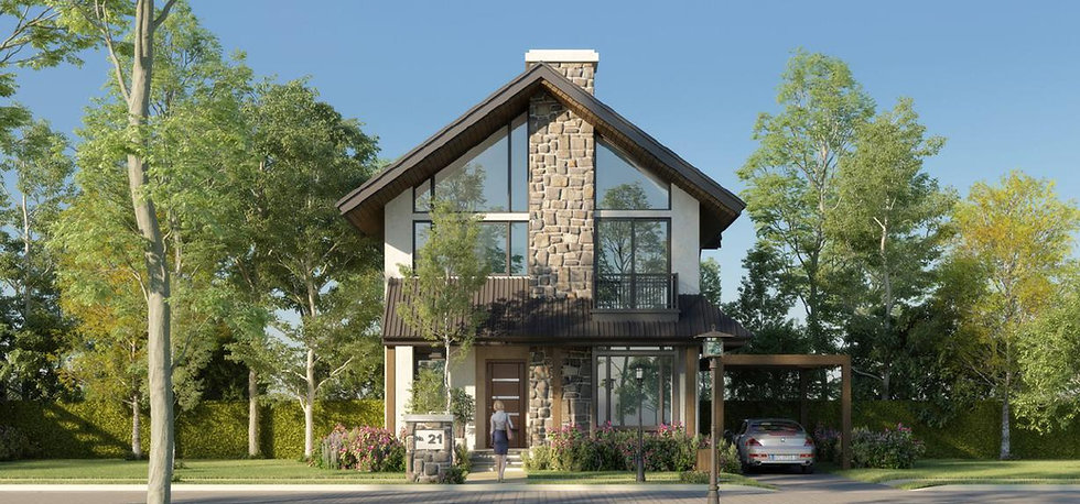 Architectural design in The WaterMarQ