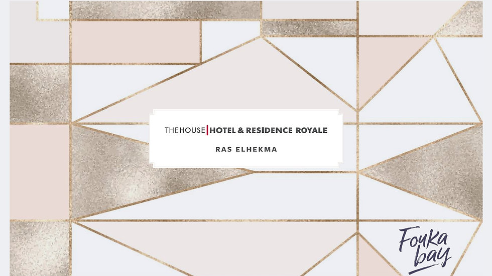 Fouka Bay The House Hotel & Residence Royale