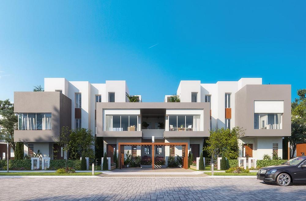 ETAPA Town House renders