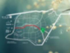 location of Mivida New Cairo