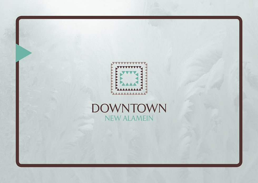 Downtown New Alamein Cover