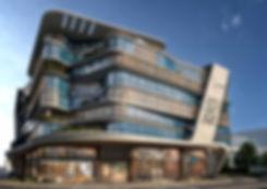 Eleven Mall exterior design