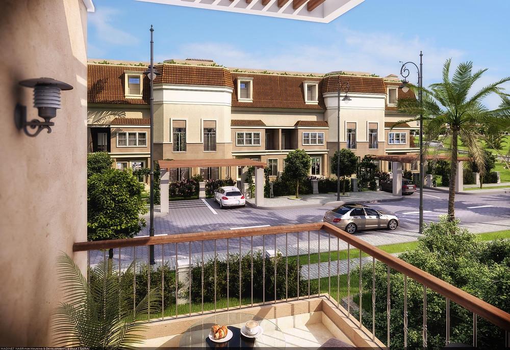 Sarai New Cairo Luxury Homes